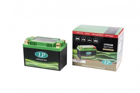 Akumulator LANDPORT LFP14 LiFePO4 Lithium 12V 4Ah